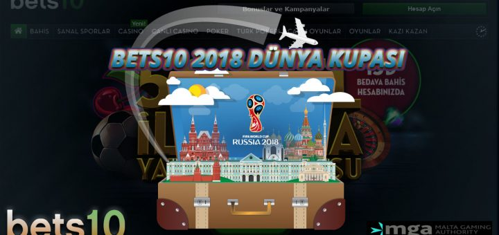 Bets10 2018 Dünya Kupası